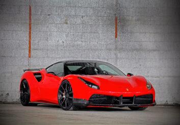 Seiler Performance Frontspoiler | Ferrari 488