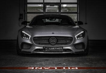 Lüthen Motorsport Frontspoiler | Mercedes AMG GT/GTS