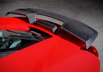 Seiler Performance Heckflügel   Ferrari 488