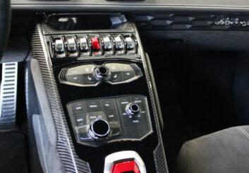 Seiler Performance Mittelkonsole seitliche Rahmen | Lamborghini Huracan