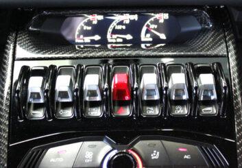 Seiler Performance Mittelkonsole oberer Rahmen | Lamborghini Huracan