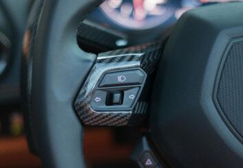 Seiler Performance Lenkrad Abedckblenden | Lamborghini Huracan