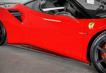 Seiler Performance Seitenschweller   Ferrari 488