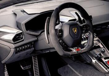 Seiler Performance Schaltpaddles | Lamborghini Huracan