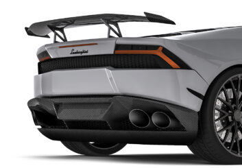 Lüthen Motorsport Heckdiffusor | Lamborghini Huracan