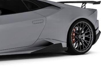Lüthen Motorsport Seitensplitter | Lamborghini Huracan