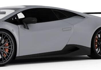 Lüthen Motorsport Seitenschürzen | Lamborghini Huracan