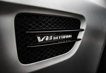 Lüthen Motorsport Seitenfinnen | Mercedes AMG GT/GTS