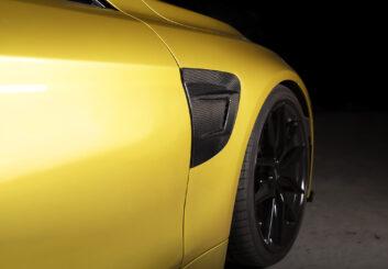 Seiler Performance Luftauslass   BMW M3/M4 F8x